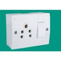6A SWITCH SOCKET COMBINED WITH BOX