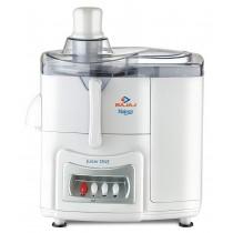 Bajaj Majesty One 500-Watt Juicer (White)