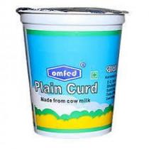 PLAIN CURD- CUP,400gm