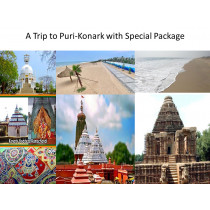 Trip to Puri-Konark For Amaze with Special Package