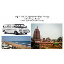 TRIP TO PURI JAGANNATH TEMPLE For Winger