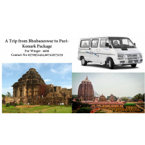 TRIP to Puri - Konark For Winger