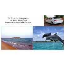 TRIP to Satapada For Amaze