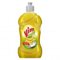 VIM DROP YELLOW DISH WASH BOTTLE, 250ml